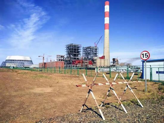■新疆某地电厂