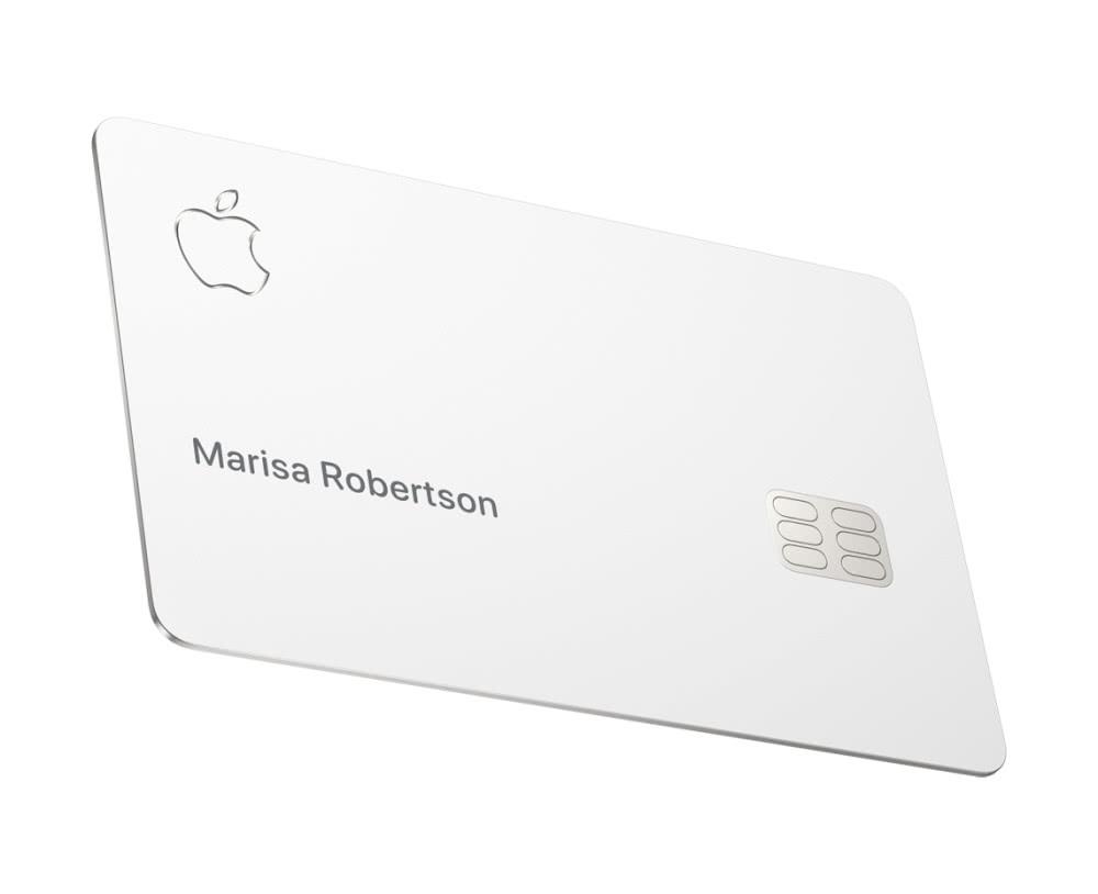 苹果正式向美消费者推出Apple Card 每日返现最高3%