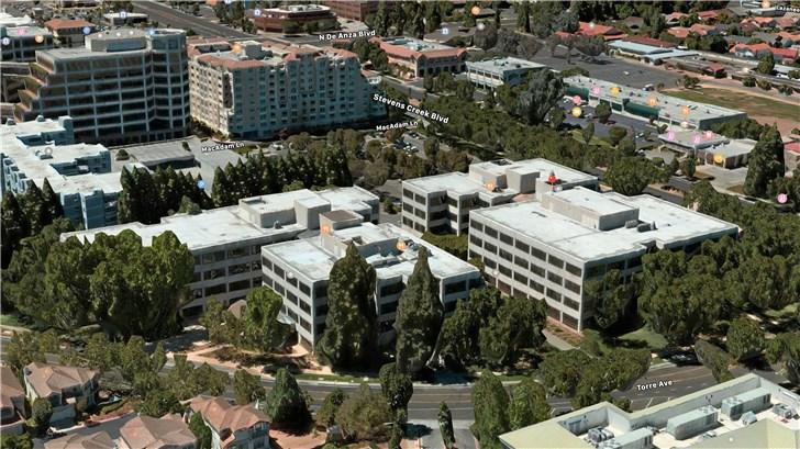 苹果耗资20.4亿新购两座办公楼