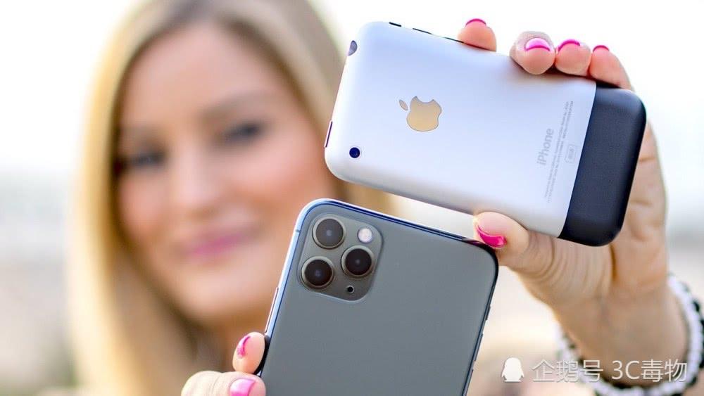 iPhone11和初代iPhone拍照对比:差距比想象大多了