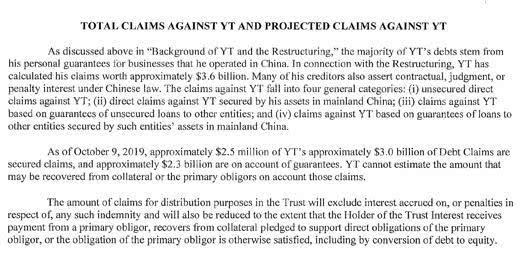 贾跃亭个人代理律师:目前贾跃亭待偿金额32亿美元,并非36亿美元