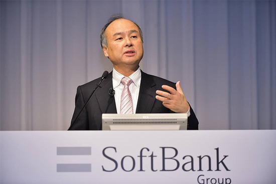 孙正义投资屡屡受挫 日本各大银行对软银担忧加剧