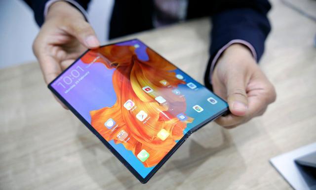 华为折叠屏手机10月23日发布并开启预购