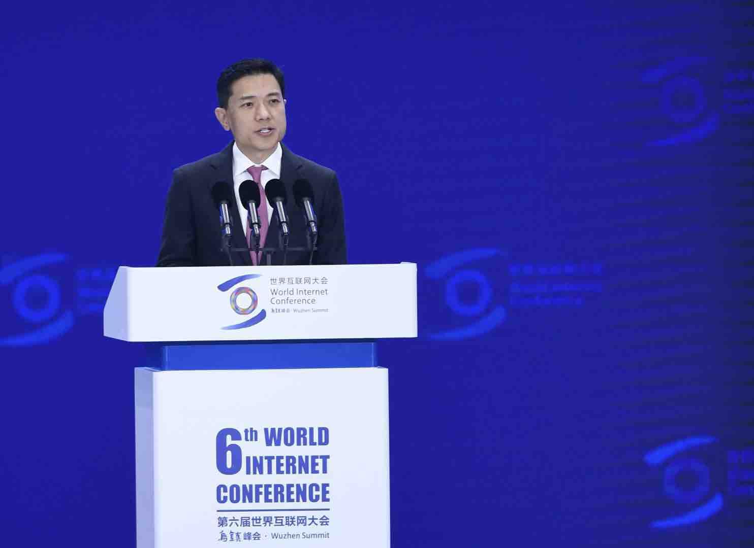 李彦宏乌镇大会演讲:百度要成为全球领先的人工智能平台型公司