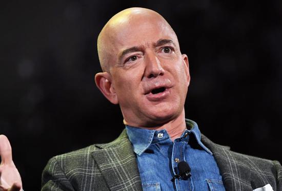贝佐斯:如果亚马逊没成功 我将做个快乐的程序员